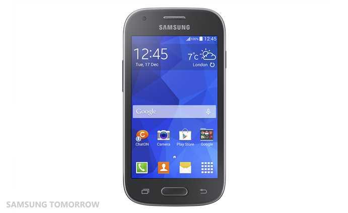 Galaxy Ace Style | Samsung ufficializza un nuovo smartphone di fascia bassa con Android 4.4 KitKat