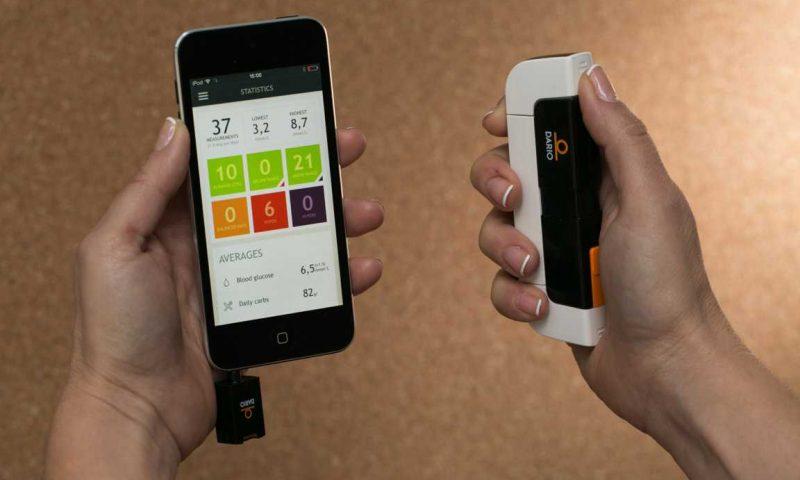 Dario, l'innovativa soluzione per monitorare la glicemia con il proprio smartphone