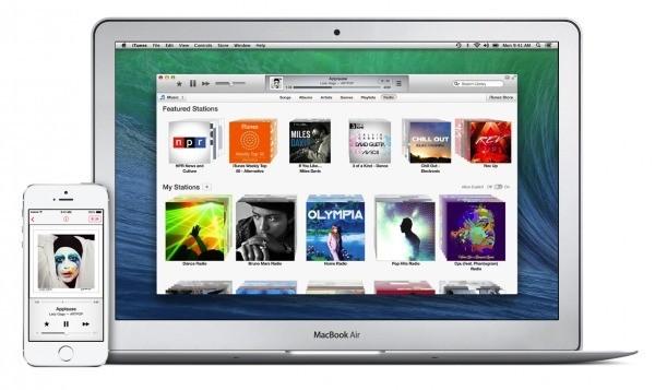 iTunes si aggiorna alla versione 11.2