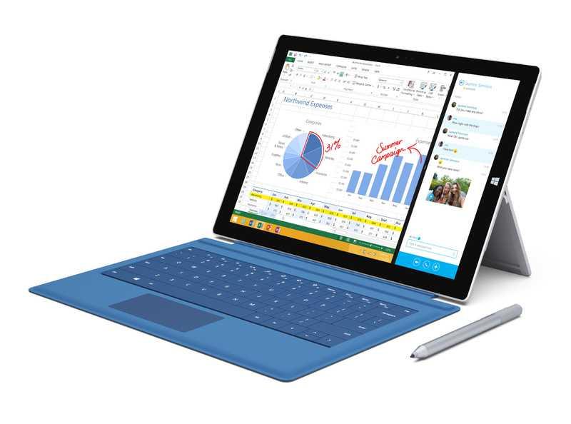Microsoft Surface Pro 3   Dettagli sulla Type Cover e la nuova docking 4K!