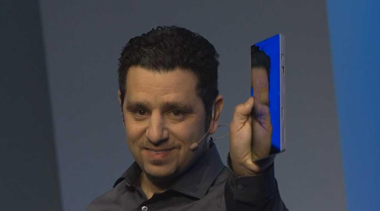 Microsoft Surface Pro 3 è ufficiale   Display da 12″ e processori Intel i3/i5/i7