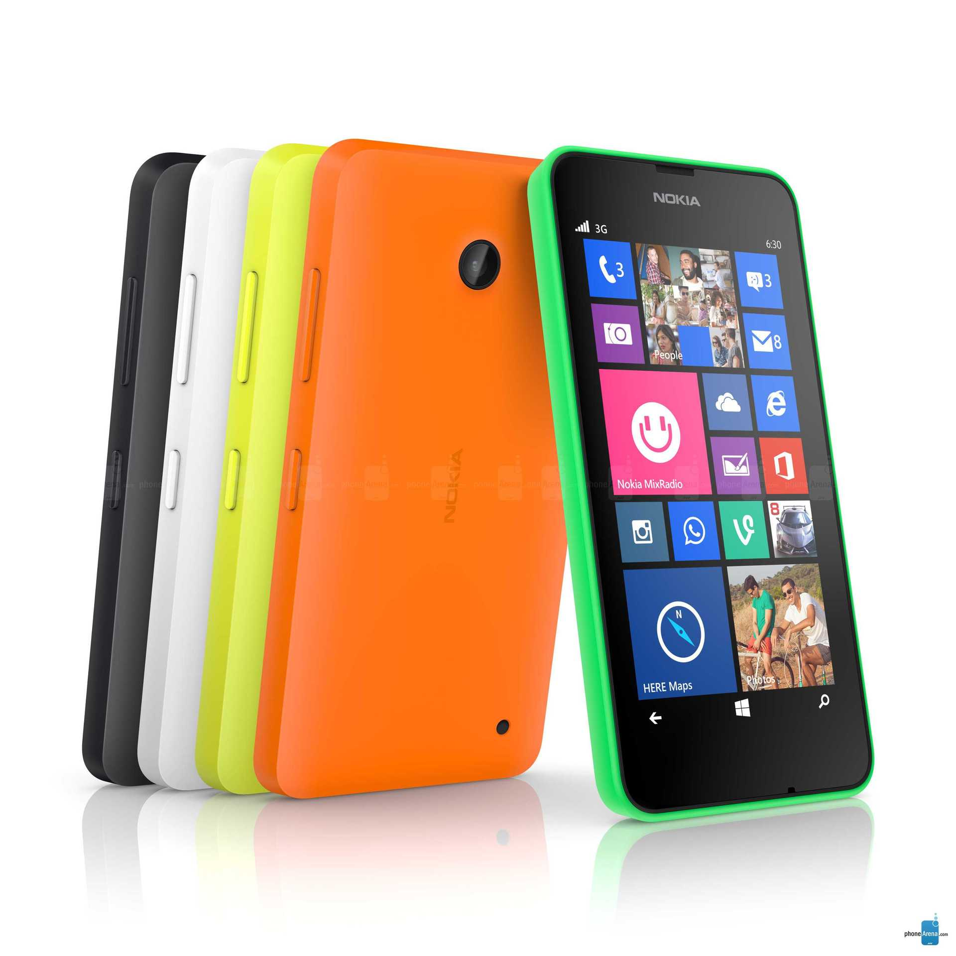 Nokia Lumia 630 disponibile a partire da oggi come il primo Windows Phone 8.1