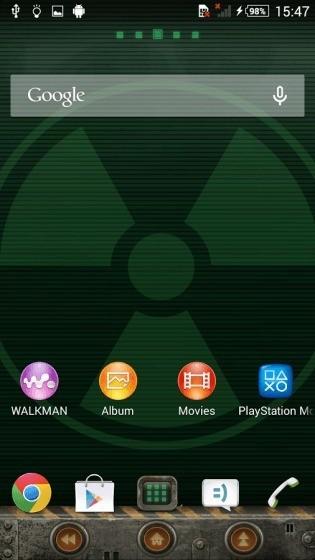 """Disponibili cinque Temi per Xperia di Sony gratuiti grazie a """"The Green"""""""