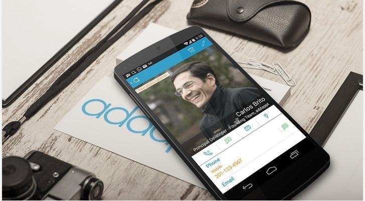 Addappt | Arriva su iOS ed Android la rubrica aggiorna in automatico i contatti!