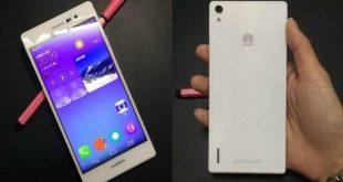 Huawei Ascend P7: trapelano nuove foto prima della presentazione ufficiale
