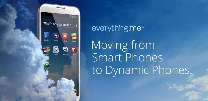 Arriva nel Play Store Italiano EverythingMe il launcher predittivo ed intelligente