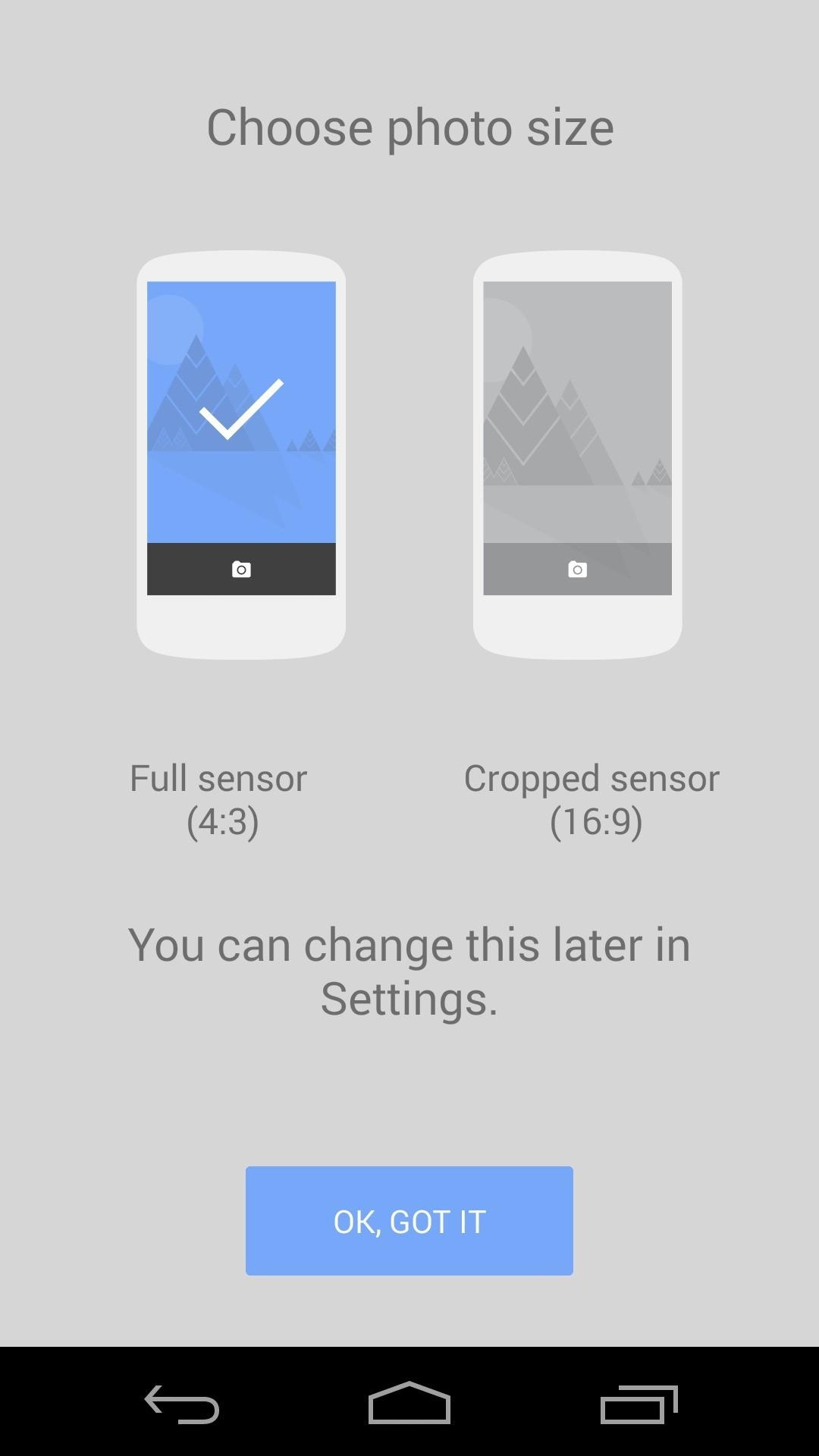 Timer e Scatti in 16:9 con Google Camera grazie al nuovo update | Download APK |