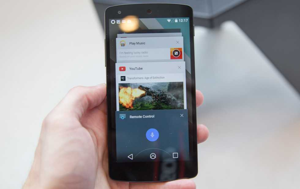 Android L: nuova tastiera, nuove impostazioni, e tanto colore