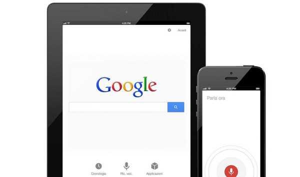 Ricerca Google per iOS si aggiorna: Ok Google in Italiano