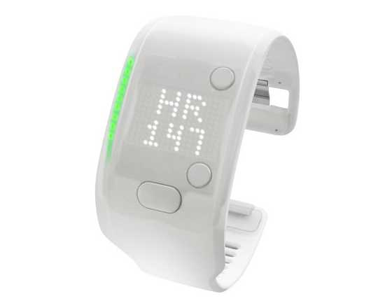 Adidas miCoach Fit Smart primo indossabile Google Fit ?