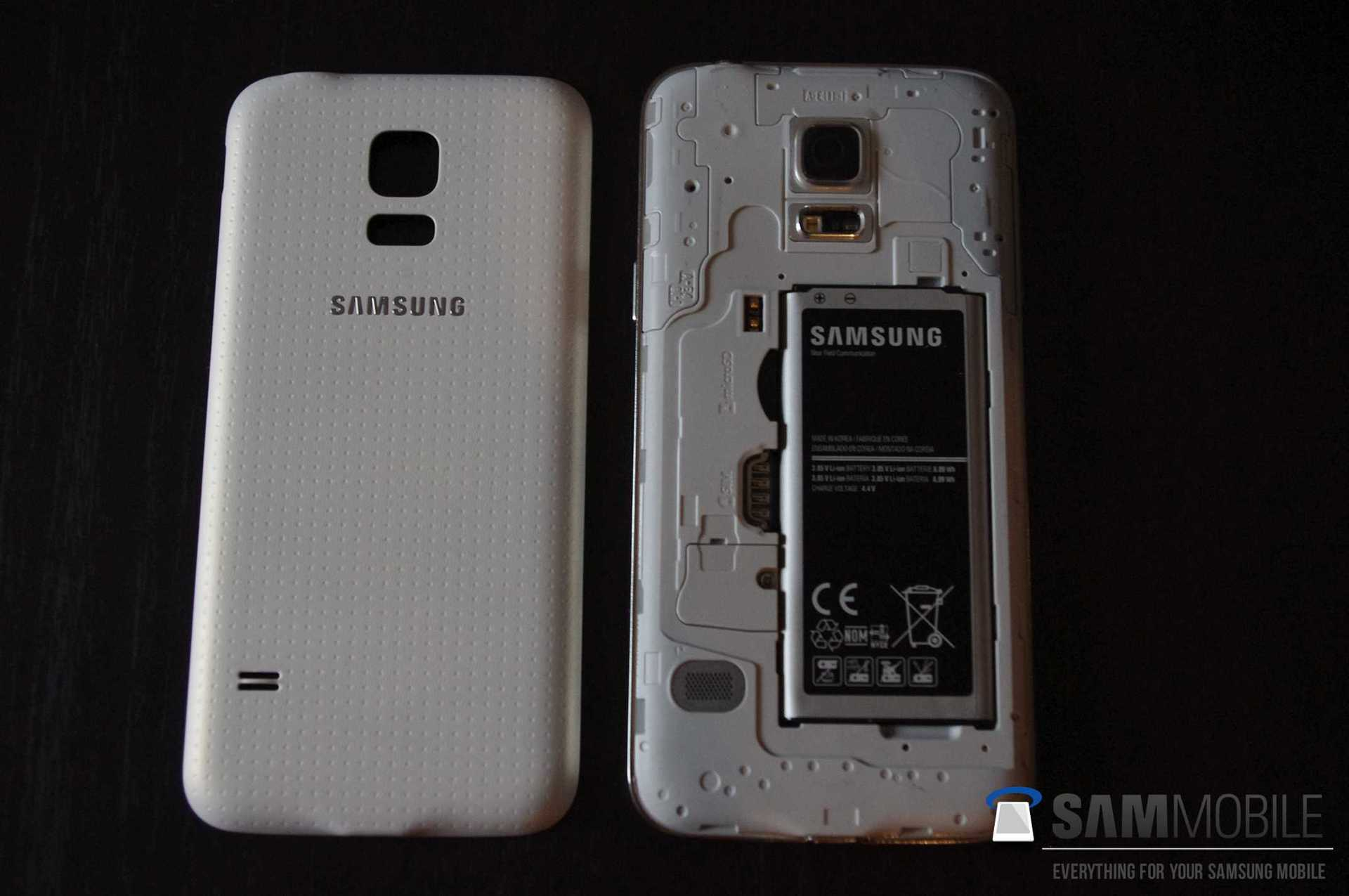 Ecco caratteristiche e foto del Samsung Galaxy S5 Mini !