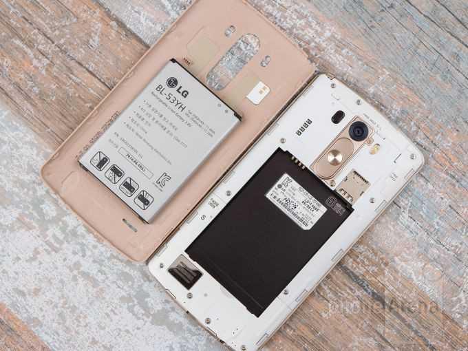 LG G3 batte Galaxy S5 nei test durata della batteria
