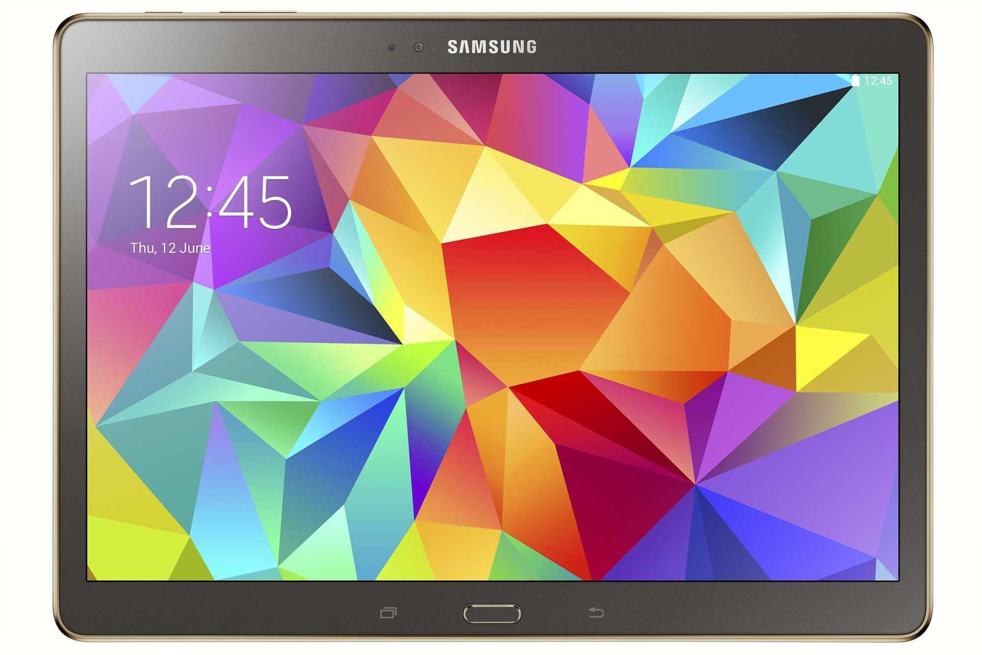 Samsung presenta i Galaxy Tab S