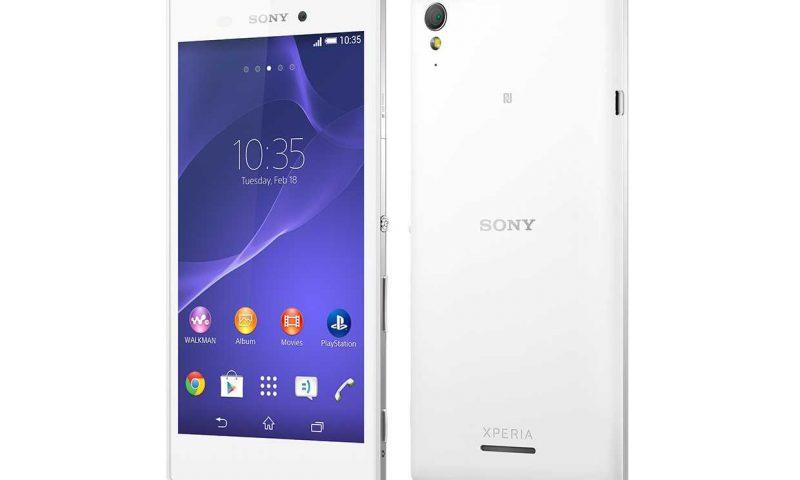 Sony presenta Xperia T3, il più sottile smartphone al mondo