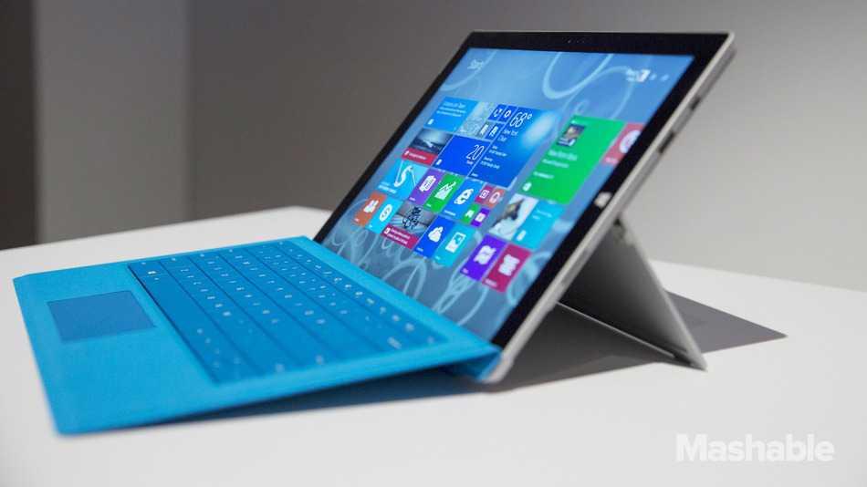 Microsoft Surface Pro 3 si aggiorna prima del lancio ufficiale?