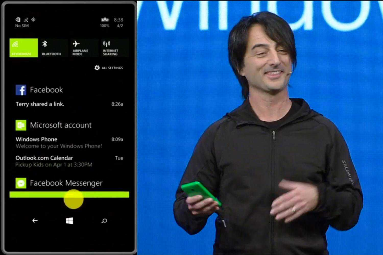 Dichiarato il termine per lo sviluppo di Windows Phone 8.1