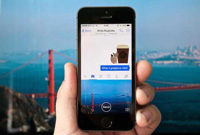 Slingshot, la nuova App di Facebook, approda anche in Italia.