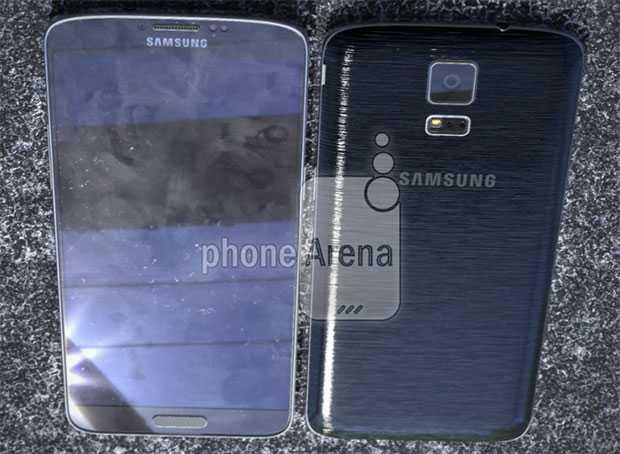 Galaxy F, nuove immagini mostrano un corpo in alluminio.