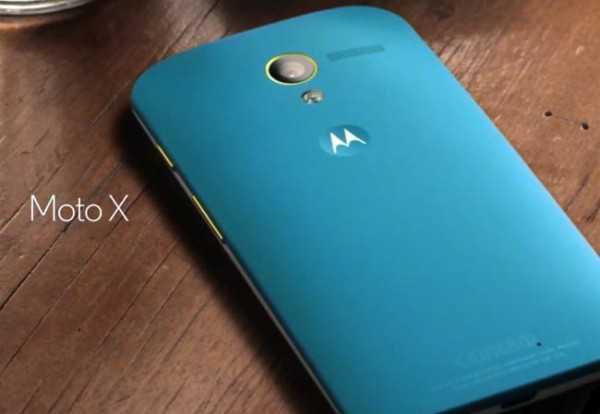 Motorola Moto X da 64GB è finalmente ufficiale