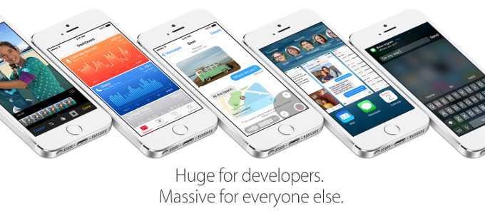 iOS 8 Beta disponibile al download per gli sviluppatori!