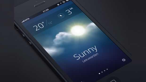 Iphone 6: ecco i sensori atmosferici