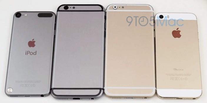Ecco il display da 5.5 pollici dell'iPhone 6?