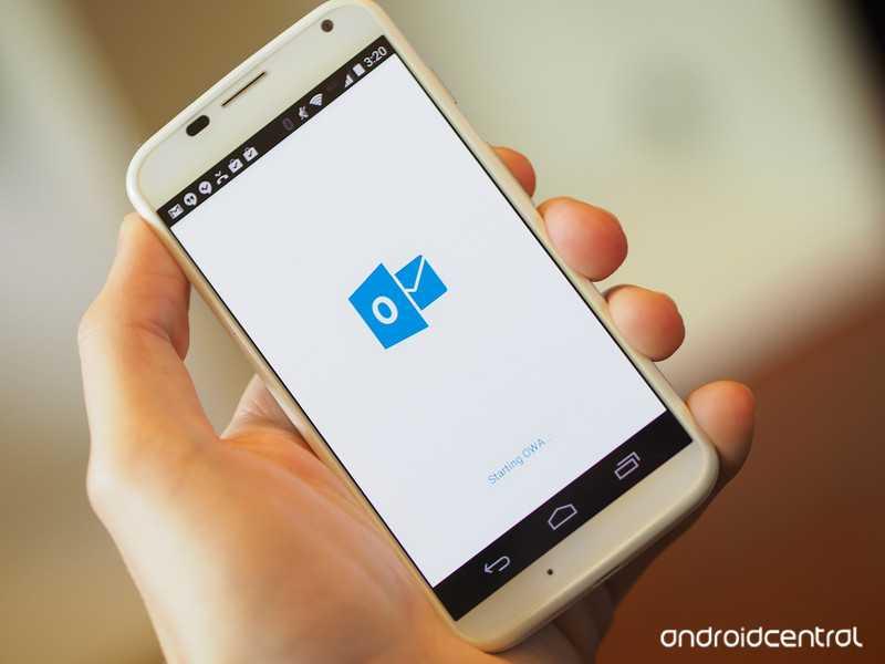 Microsoft lancia Outlook Web App beta per Android