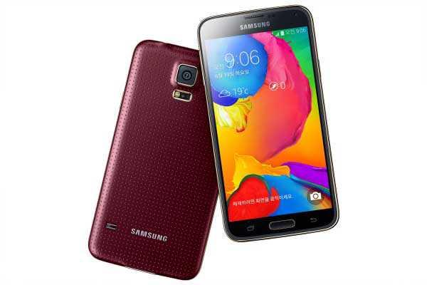 Galaxy S5 LTE-A per l'Europa (SM-G901): full HD e Snapdragon 805