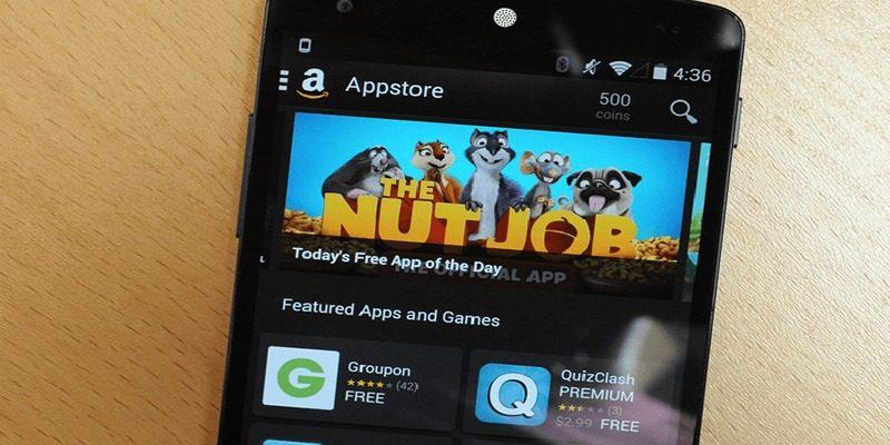 L'Amazon Appstore rende gratuite 30 applicazioni!