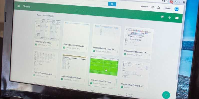 Arriva il Material Design per Google Documenti, nella versione web