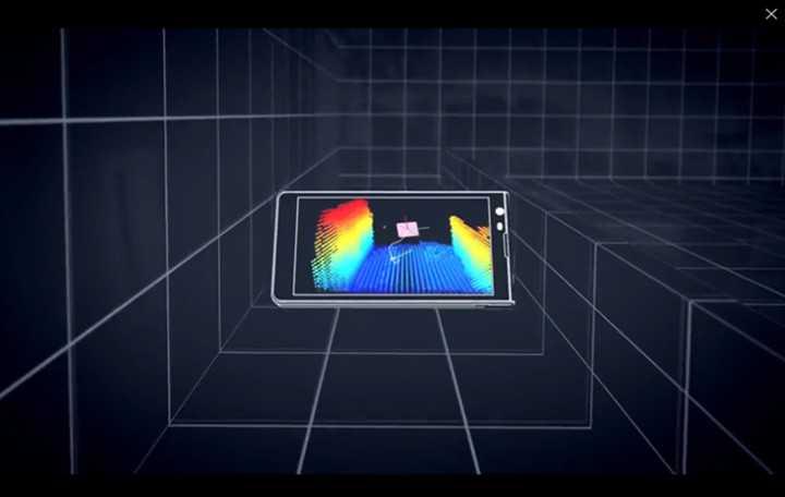NASA e Google pronte a lanciare Project Tango nello spazio!