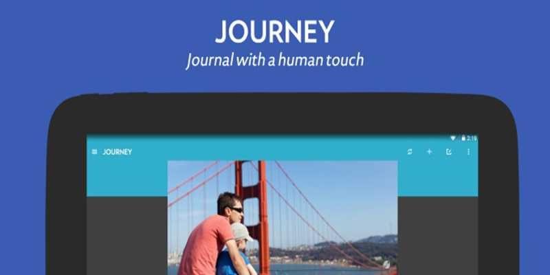 Journey: l'app per tenere un diario personale!