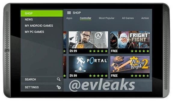 Nvidia Shield Tablet: ecco il nuovo presunto tablet di casa Nvidia
