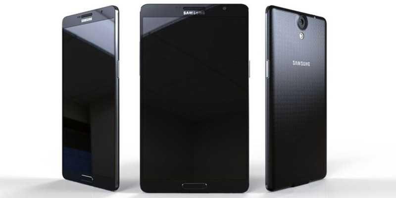 Lancio Samsung Galaxy Note 4 previsto il 3 settembre secondo rumors, con specifiche superiori al Galaxy S5