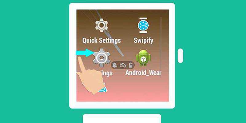 Multitasking su Android Wear con Swipify