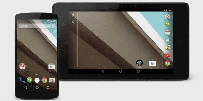 Quali smartphone riceveranno Android L?