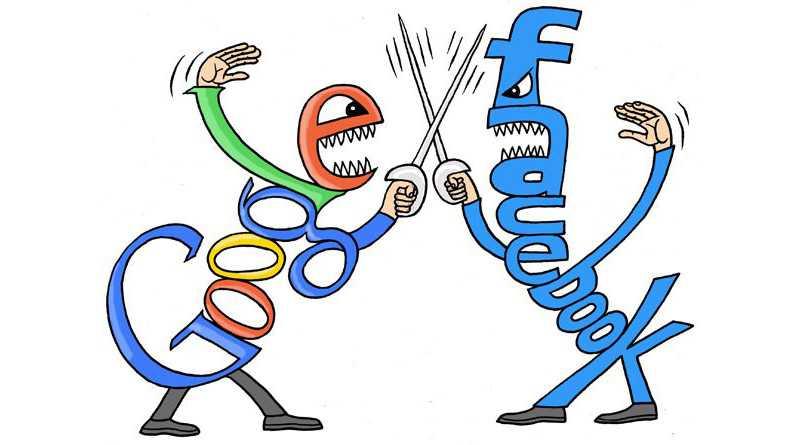 Alleanza tra giganti tecnologici sul trattamento economico degli impiegati: Facebook non aderisce e tenta di reclutare personale Google