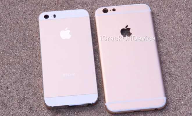 Apple iPhone 6: ecco la sua scocca apparire in un video