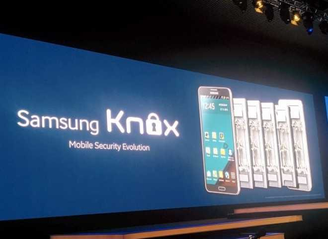 Samsung e Google spiegano la differenza tra Knox e Android For Works