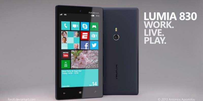 Nokia Lumia 830 arriva sugli scaffali italiani