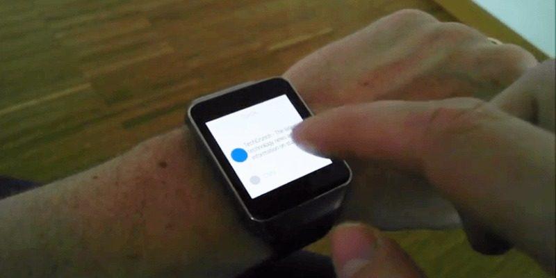 App per navigare in Internet da smartwatch con Android Wear