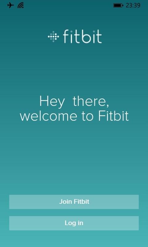 Arriva il Fitness con FitBit per Windows Phone