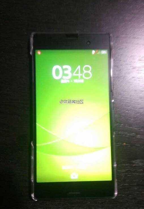 Sony Xperia Z3 compact, emergono nuove foto del dispositivo