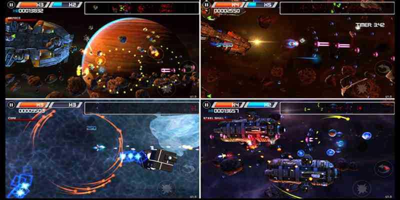 15 giochi Android di volo e sparatutto spaziali
