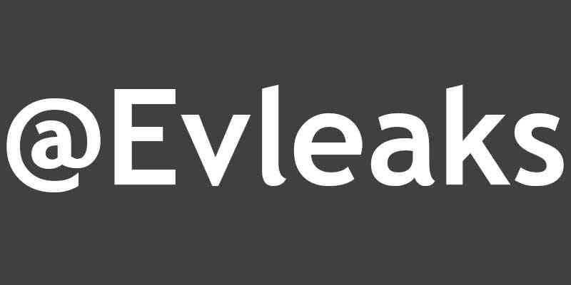 @Evleaks si ritira, il noto ladro di informazioni abbandona la sua attività