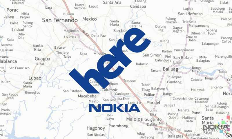 Arriva Nokia HERE per Android in esclusiva per dispositivi Samsung Galaxy
