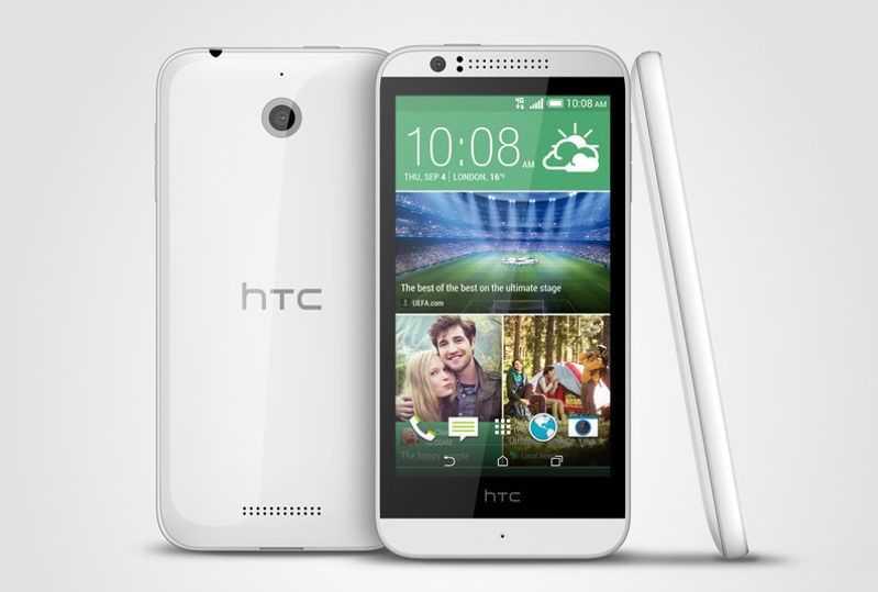 HTC Desire 510 smartphone LTE con processore 64 bit di fascia media