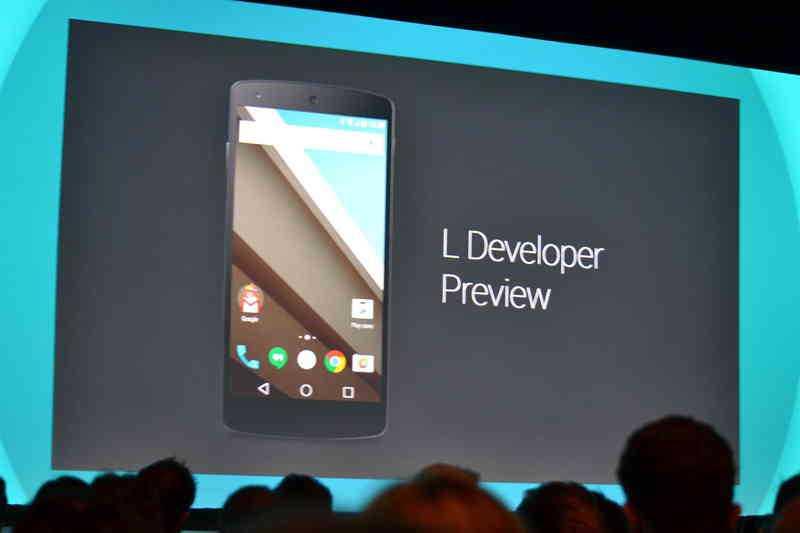 Android L Preview per Nexus 5 e Nexus 7 si aggiorna con il supporto a Google Fit!