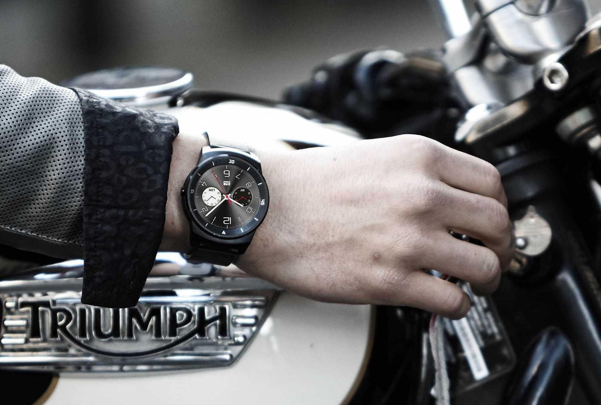  Ufficiale  LG G Watch R primo smartwatch con display circolare Android Wear al mondo!