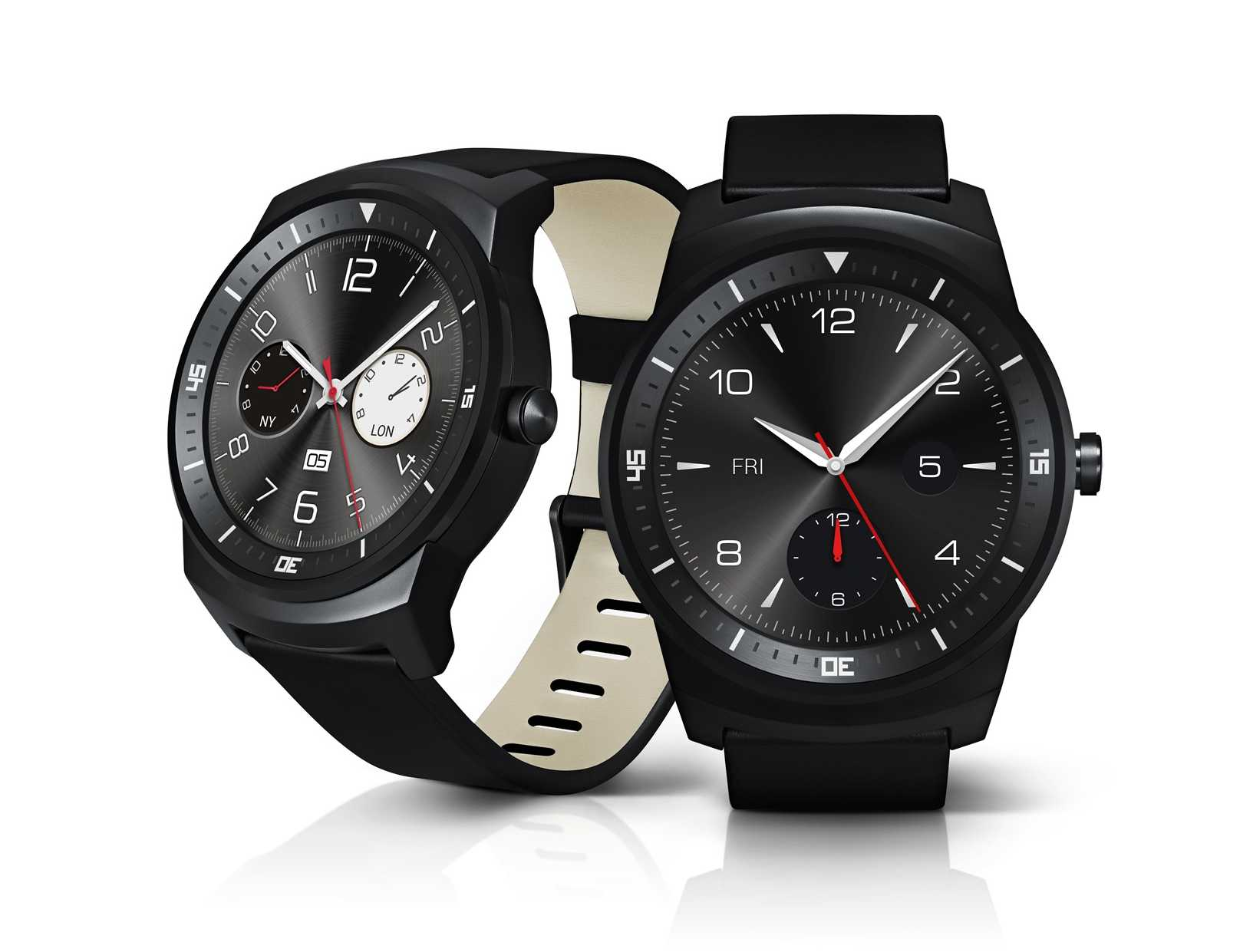 |Ufficiale| LG G Watch R primo smartwatch con display circolare Android Wear al mondo!